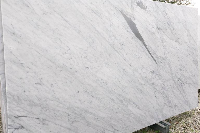marmo bianco venatino lastra